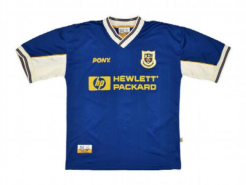 Tottenham Hotspur 1997 98 Away Kit