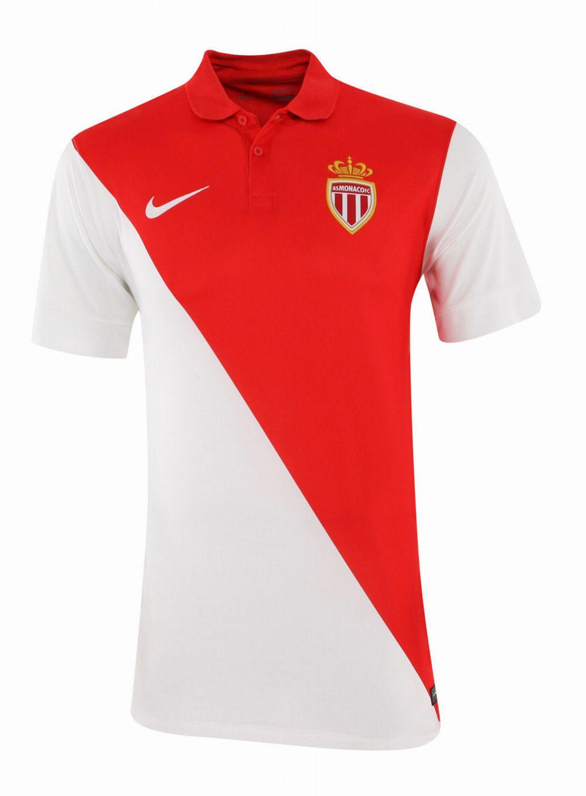 Prima Maglia AS Monaco 2014-15