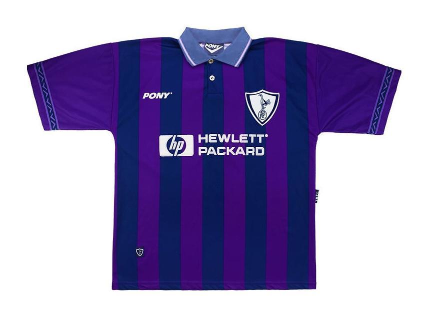 Tottenham Hotspur 1995 96 Away Kit