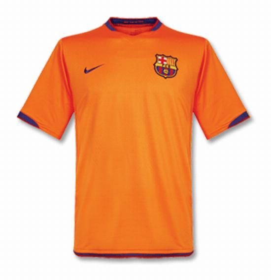 Camisa Reserva Fc Barcelona 2006 07