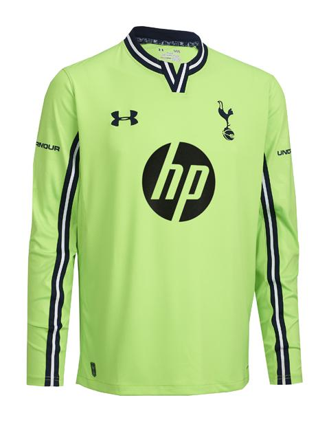 Tottenham Hotspur 2013 14 Gk Away Kit