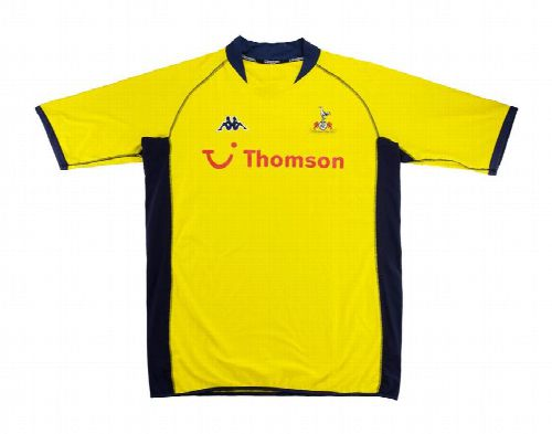 Tottenham Hotspur 2002 03 Third Kit
