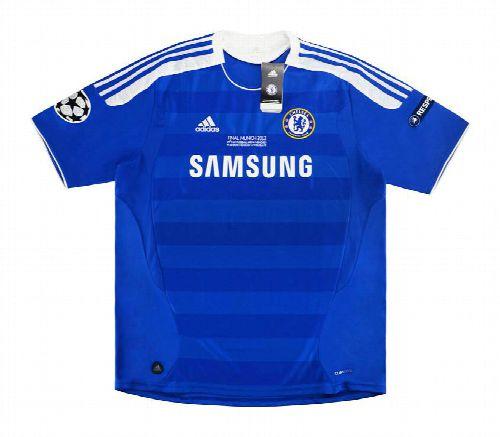 Chelsea Fc Kit History Football Kit Archive