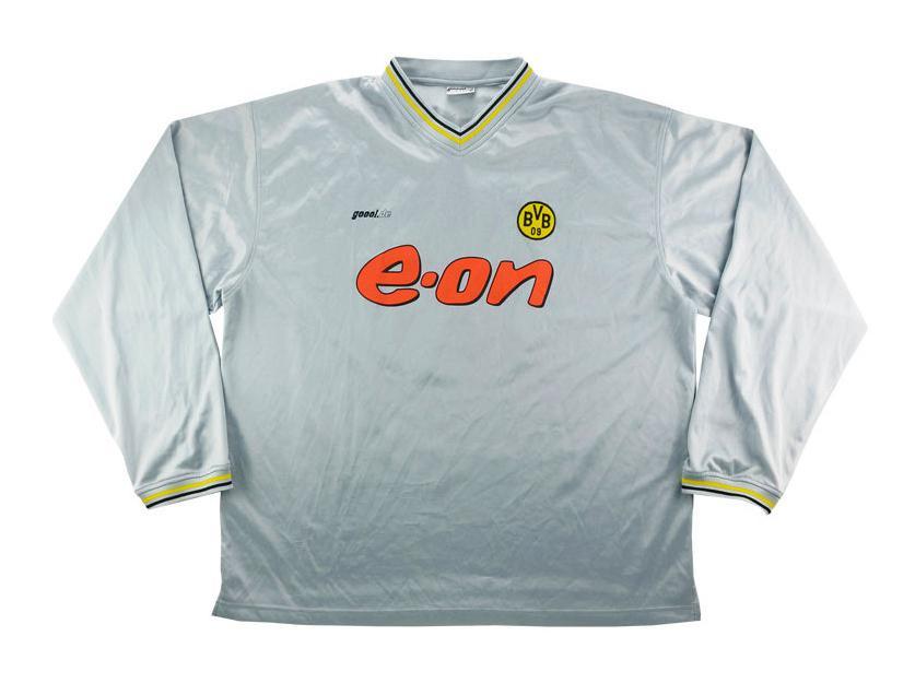 Borussia Dortmund 2000-01 Away Kit