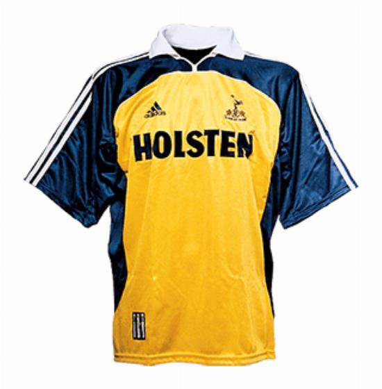 Tottenham Hotspur 1999 00 Away Kit
