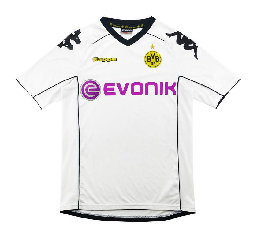 Terza Maglia Borussia Dortmund 2011-12