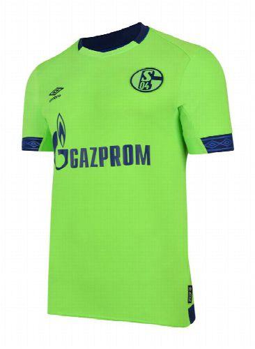 Schalke 04 Kit History - Football Kit Archive
