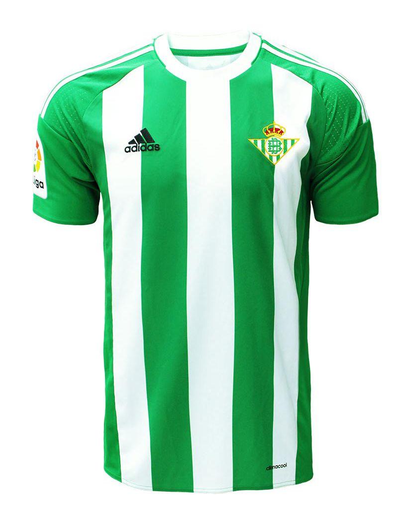 Real Betis 2016 17 Home Kit