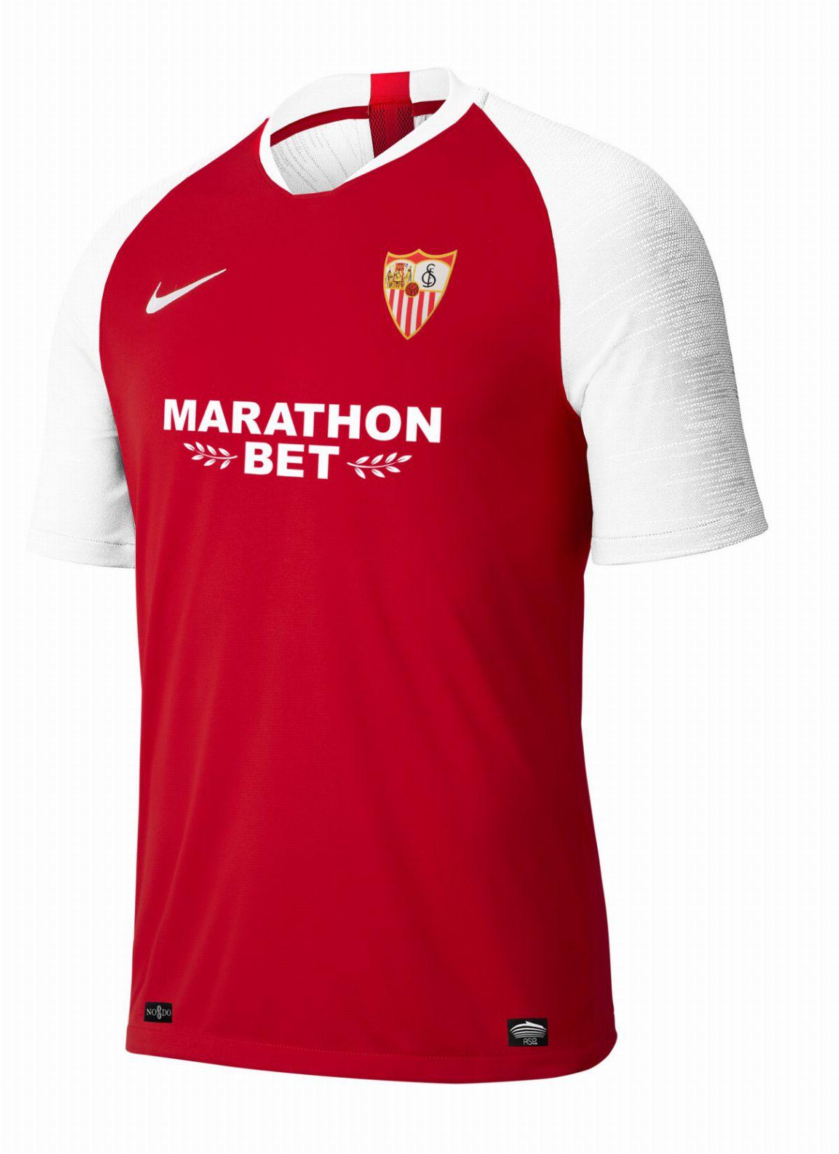Seconda Maglia Sevilla FC 2019-20