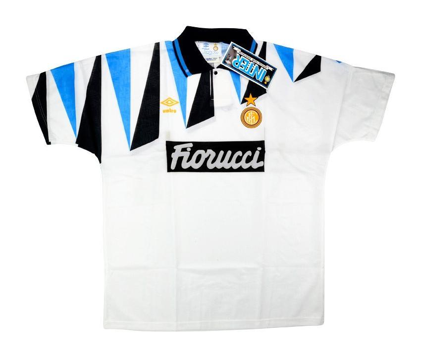 Inter Milan 1992 93 Away Kit