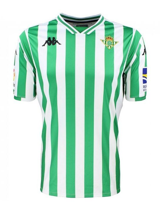 Real Betis 2018 19 Home Kit