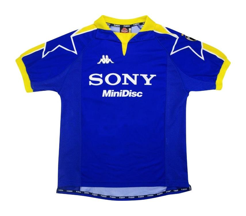 Juventus Fc 1997 98 Third Kit