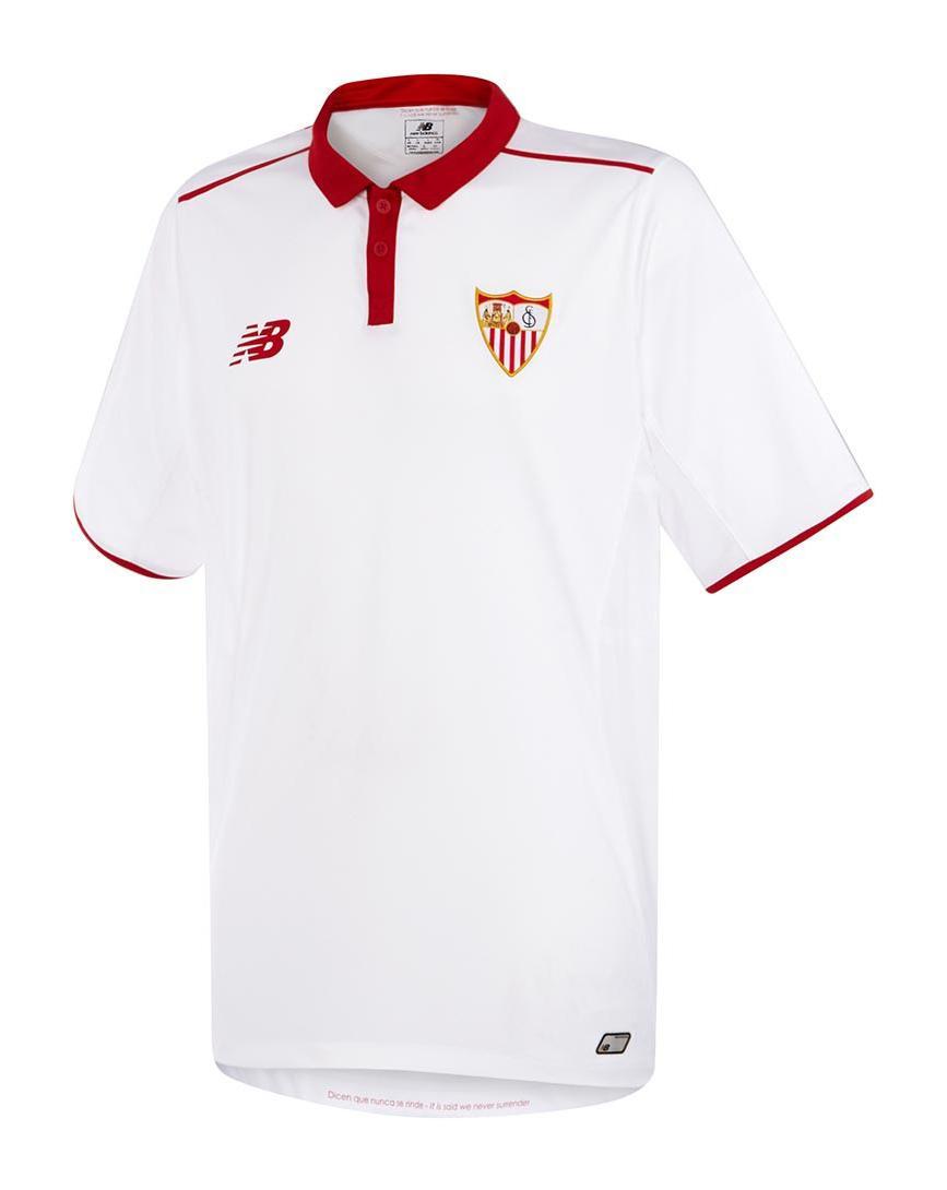 Camisa Titular Sevilla Fc 2016 17