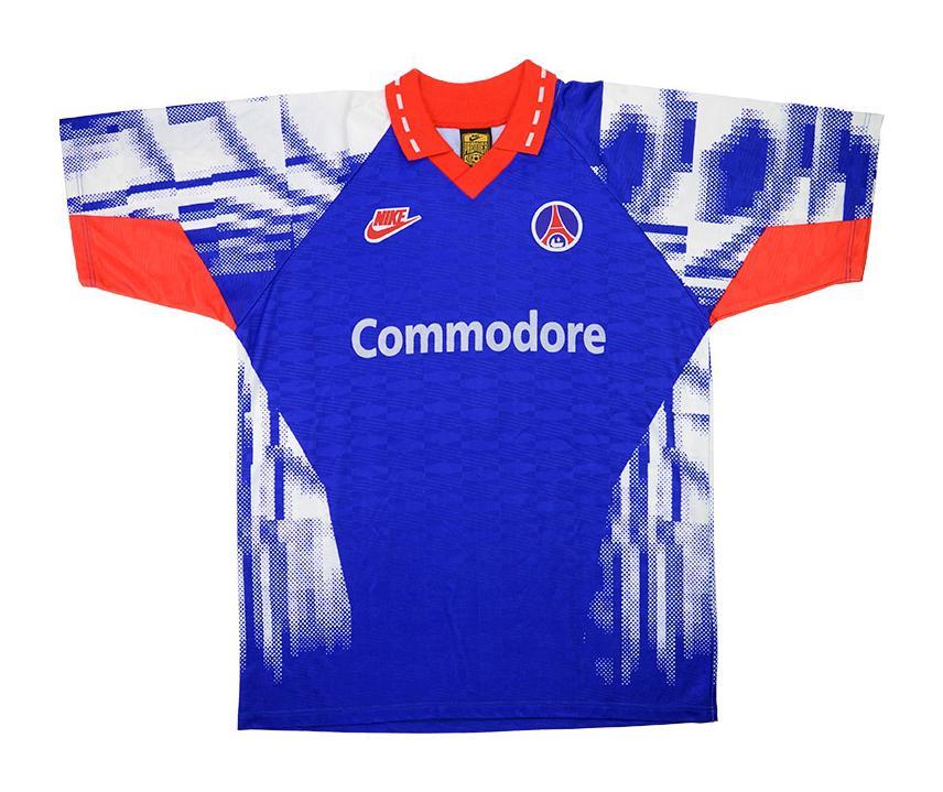 Paris Saint-Germain 1992-93 Away Kit