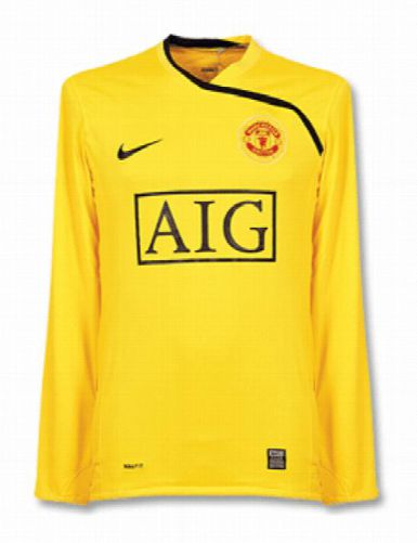 manchester united 2008 09 gk away kit manchester united 2008 09 gk away kit