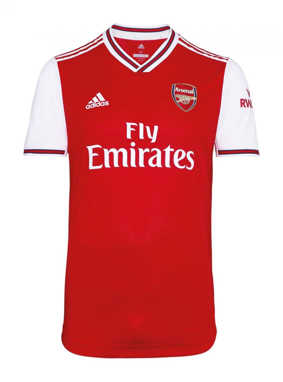 Arsenal Fc 2019 20 Home Kit