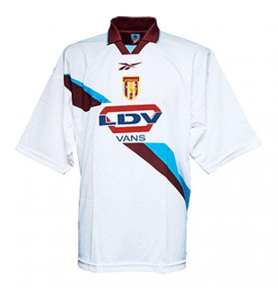 Aston Villa 1999 00 Away Kit