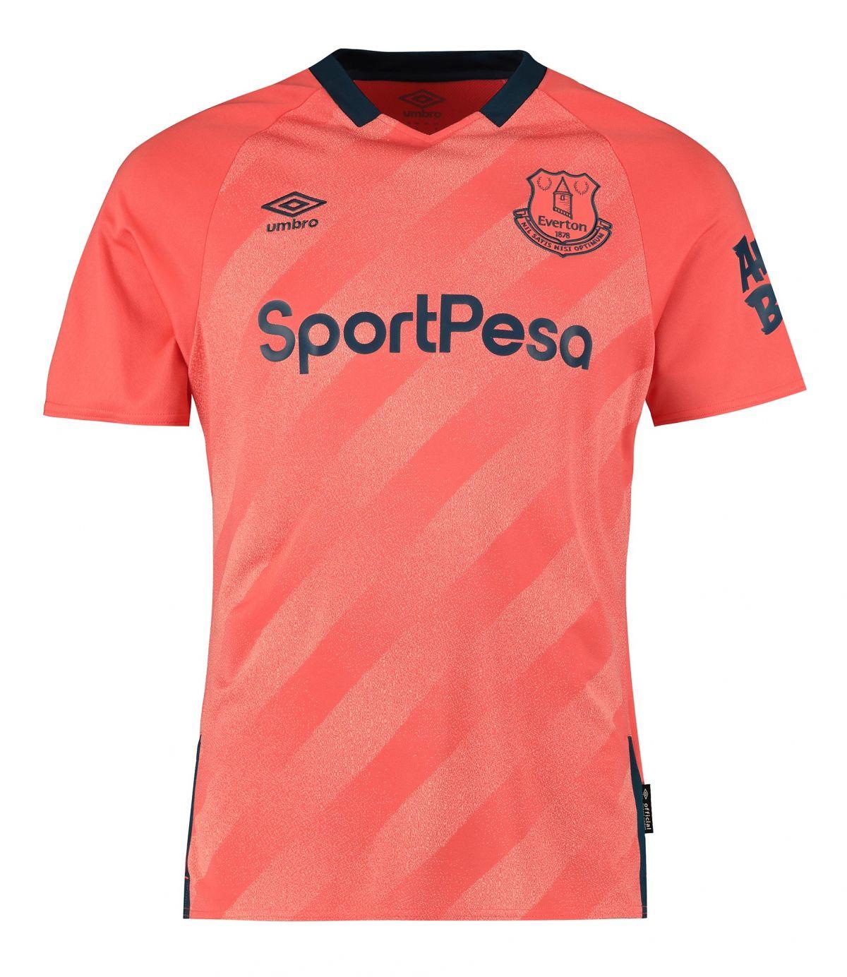 Everton 2019-20 Away Kit