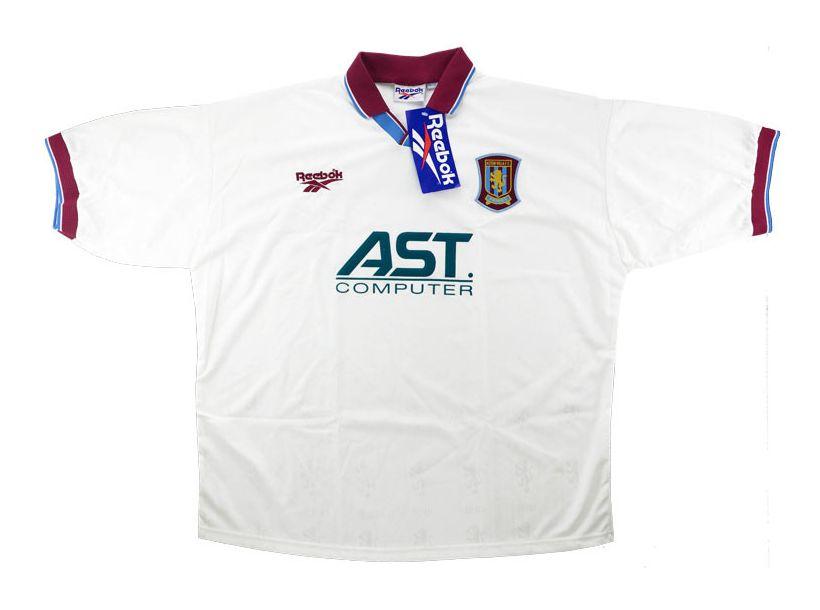 Aston Villa 1996 97 Away Kit