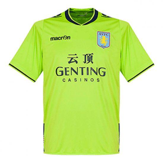 Aston Villa 2012 13 Away Kit