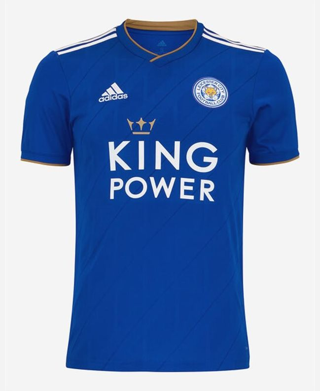 Leicester City 2018 19 Home Kit