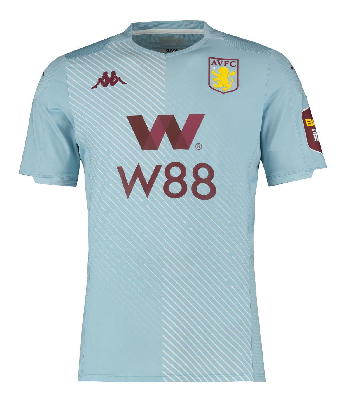 Aston Villa 2019 20 Away Kit
