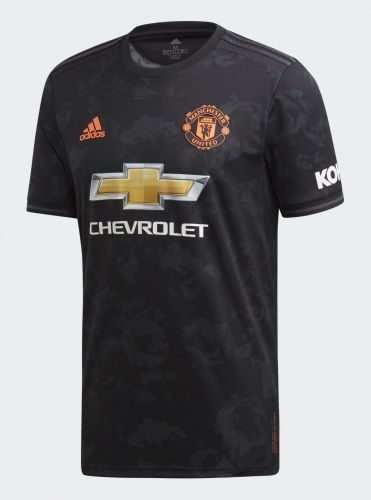 Manchester United 201920 adidas Away Kit   Manchester