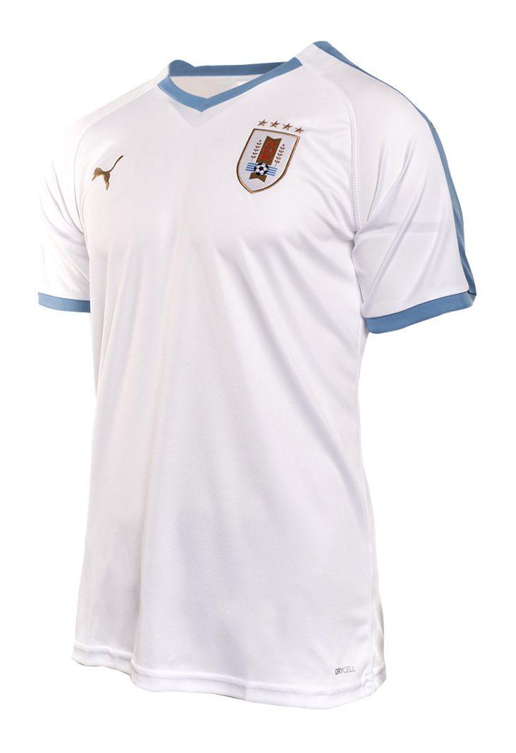 Uruguay 2019 Away Kit