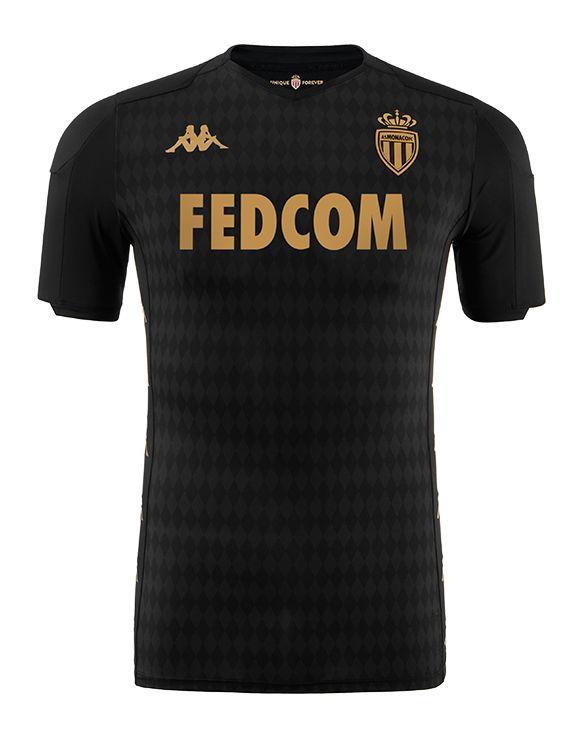Seconda Maglia AS Monaco 2019-20