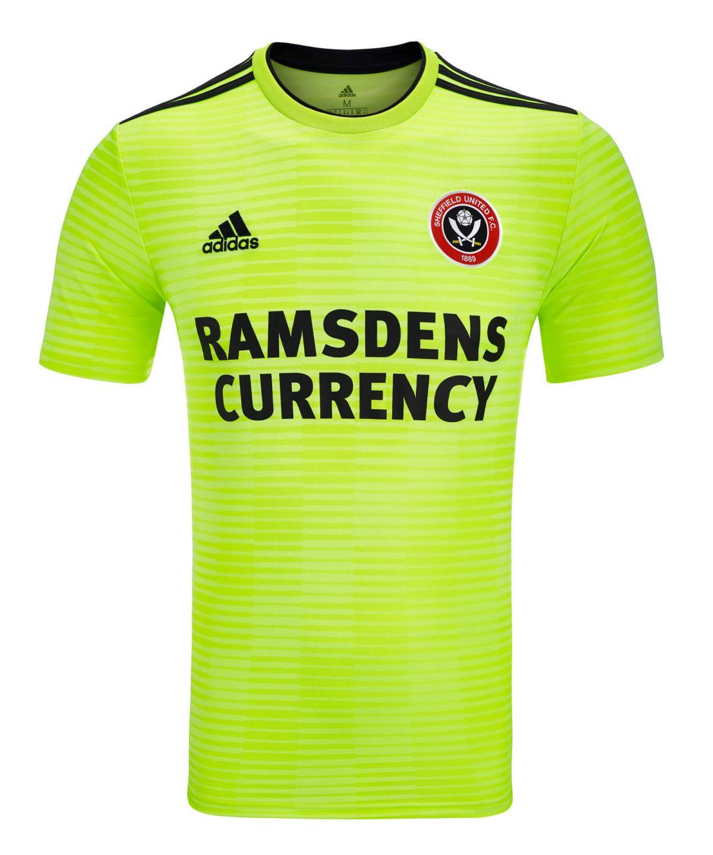 Sheffield United 2019 20 Third Kit