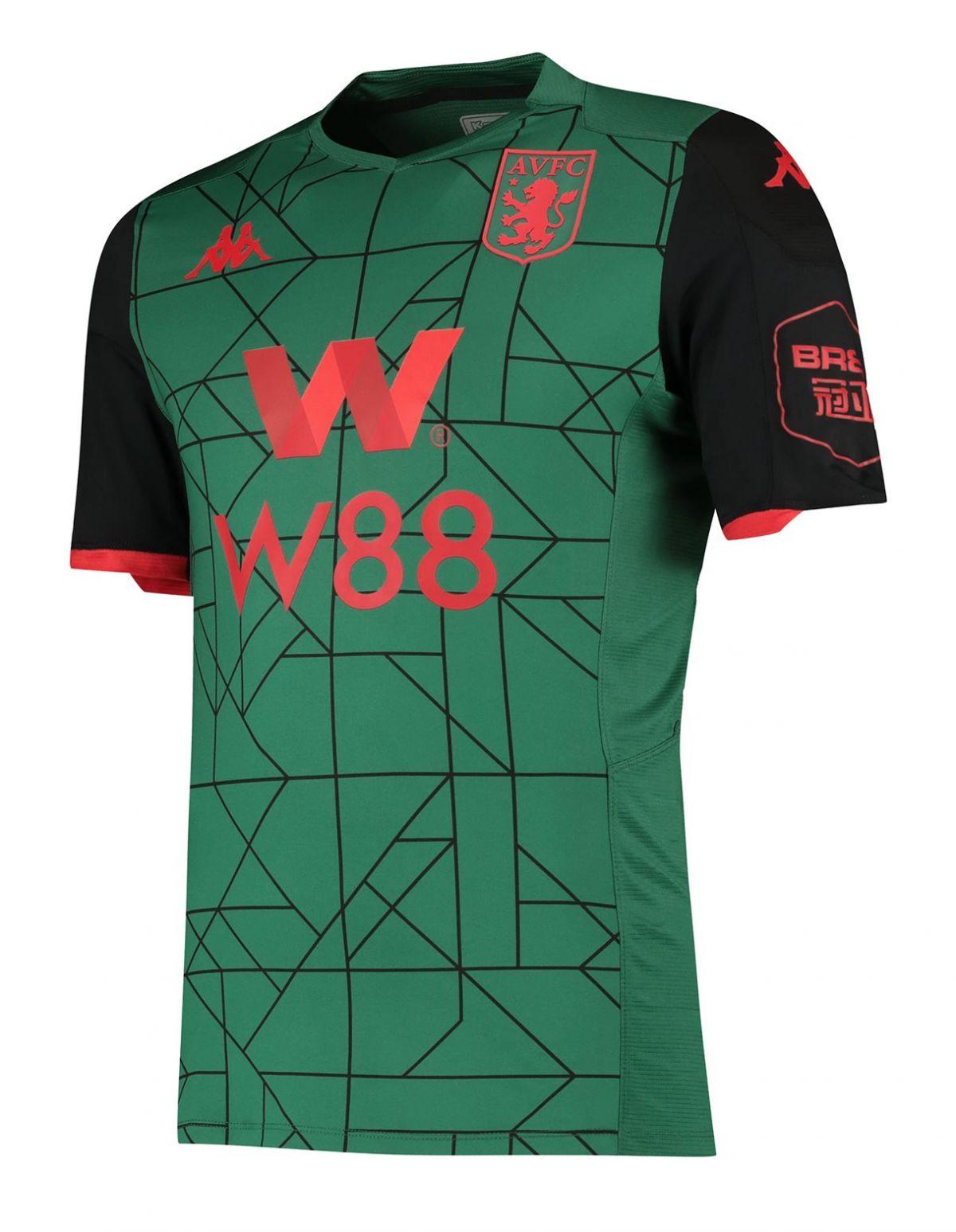 Aston Villa 2019 20 Third Kit