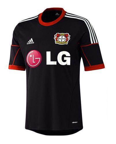 Bayer 04 Leverkusen Kit History - Football Kit Archive