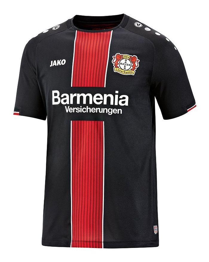 Prima Maglia Bayer 04 Leverkusen 2018-19