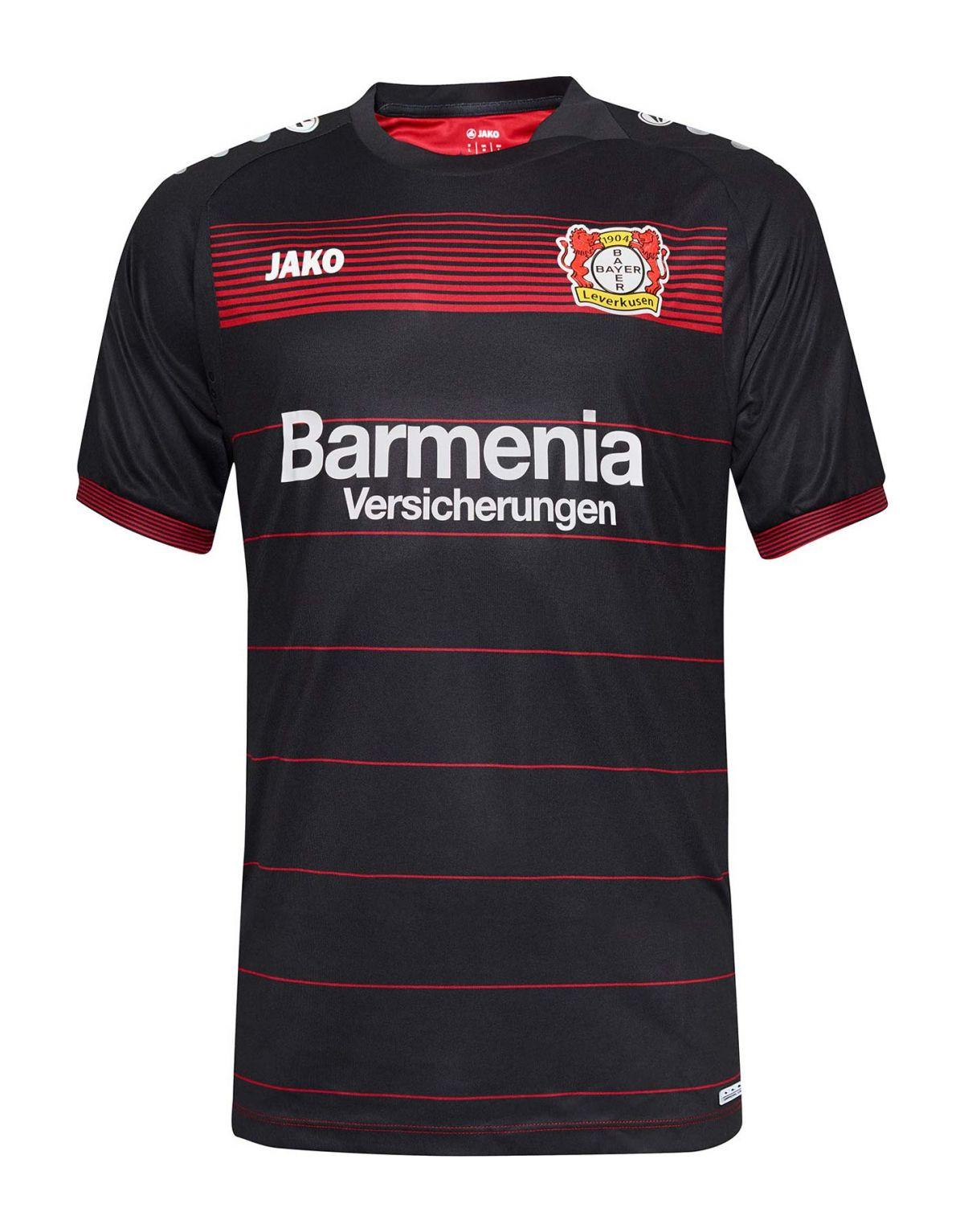 Prima Maglia Bayer 04 Leverkusen 2016-17