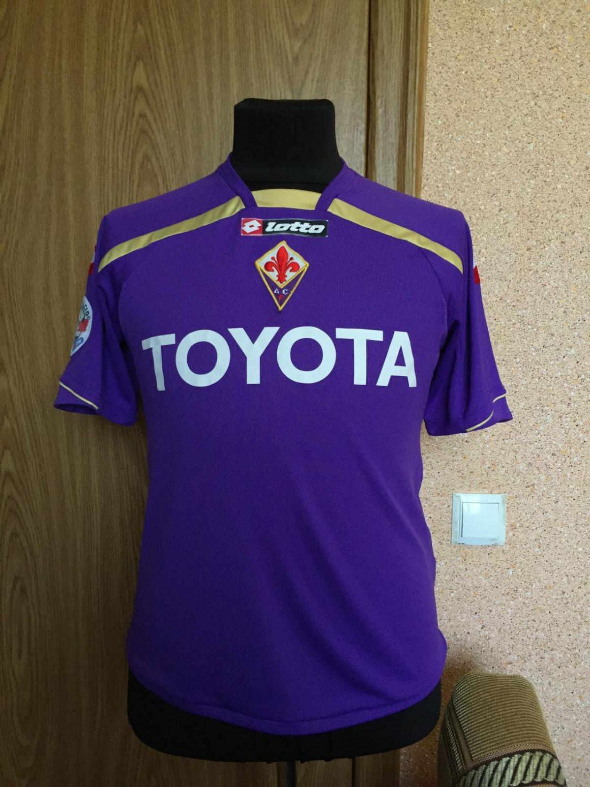 Prima Maglia Fiorentina 2009-10