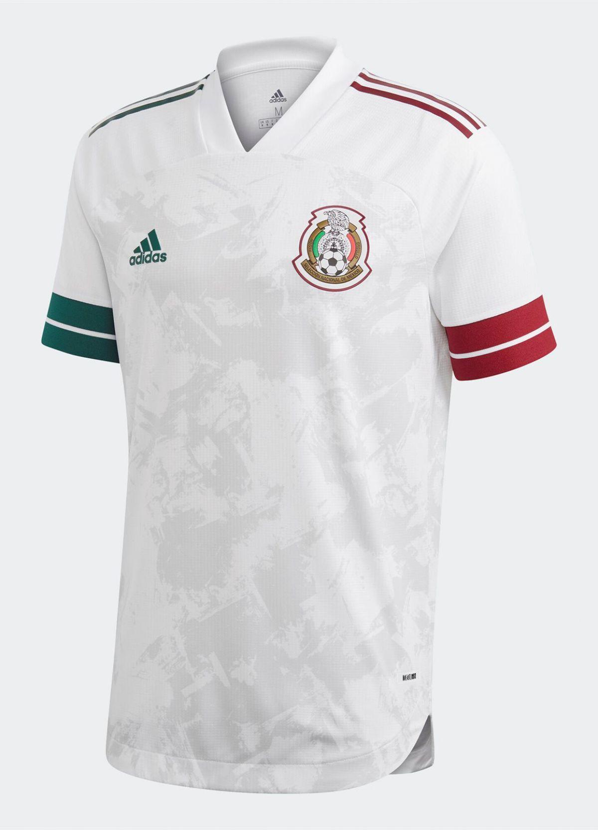 Mexico 2020-21 Away Kit