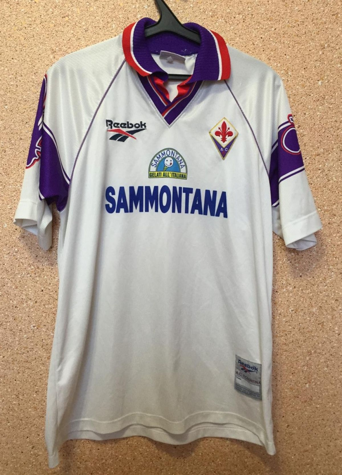 Fiorentina 1995-96 Away Kit