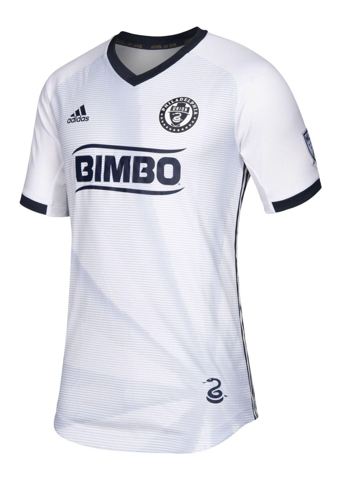 Philadelphia Union 2019 Away Kit