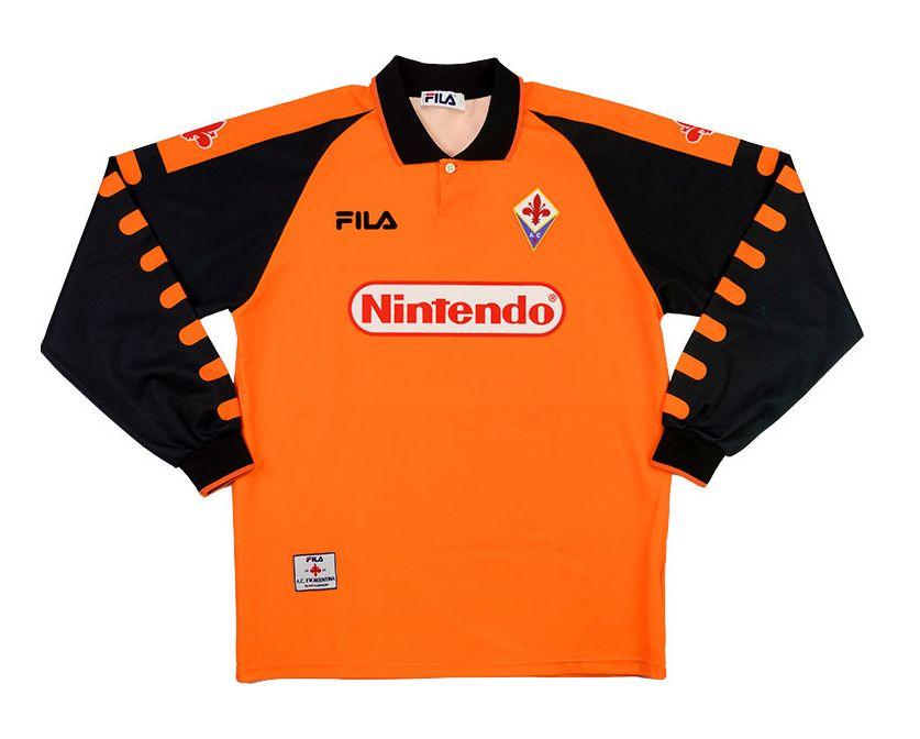 Maglia da Portiere Fiorentina 1998-99