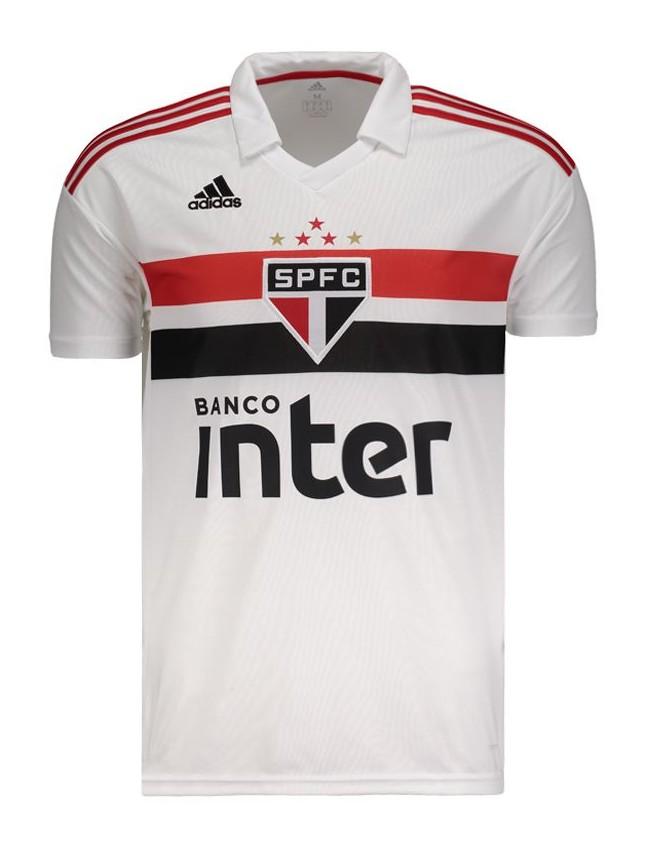 São Paulo 2018-19 Kits