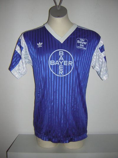 Terza Maglia Bayer 04 Leverkusen 1989-90