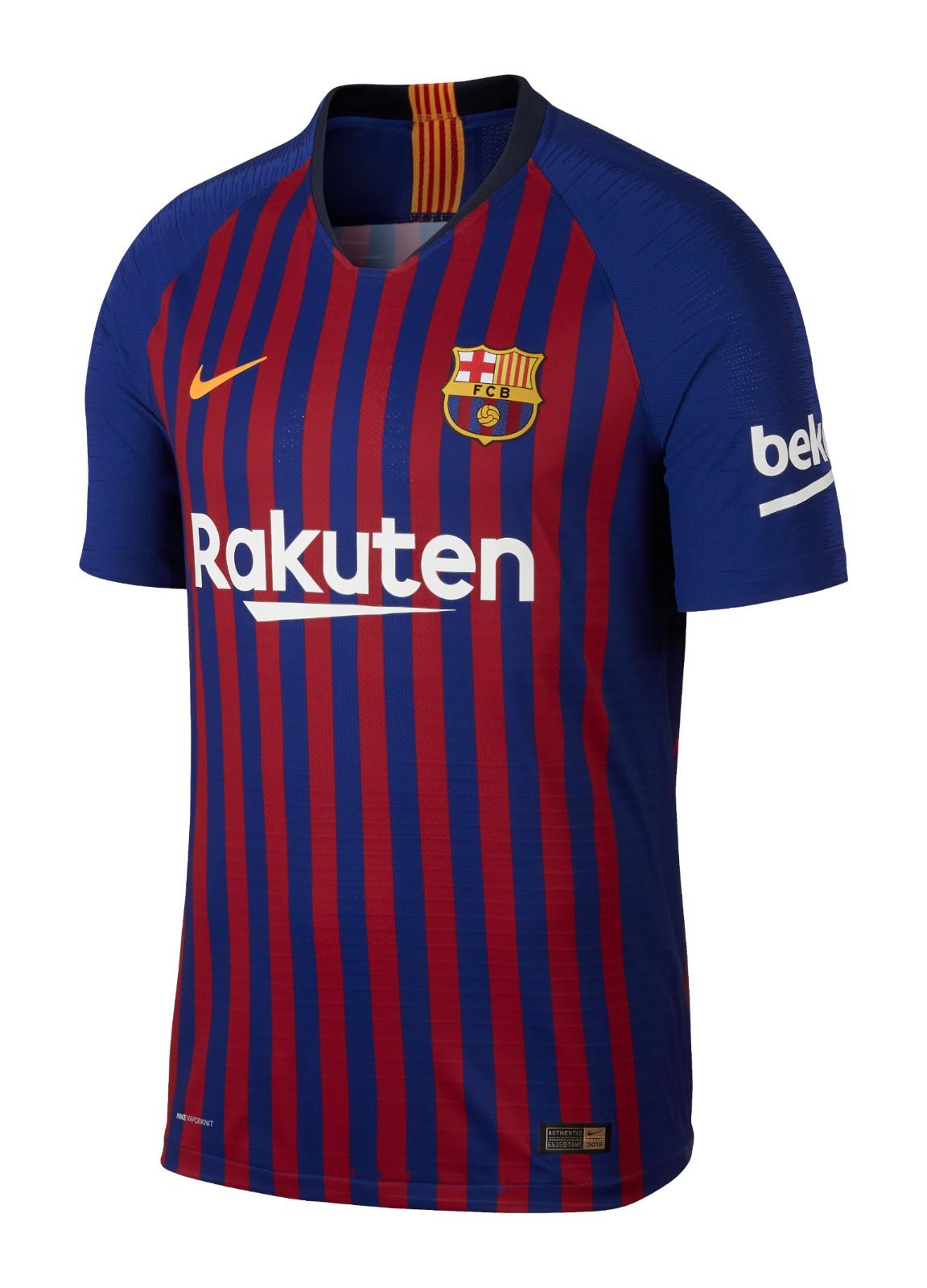 Prima Maglia FC Barcelona 2018-19
