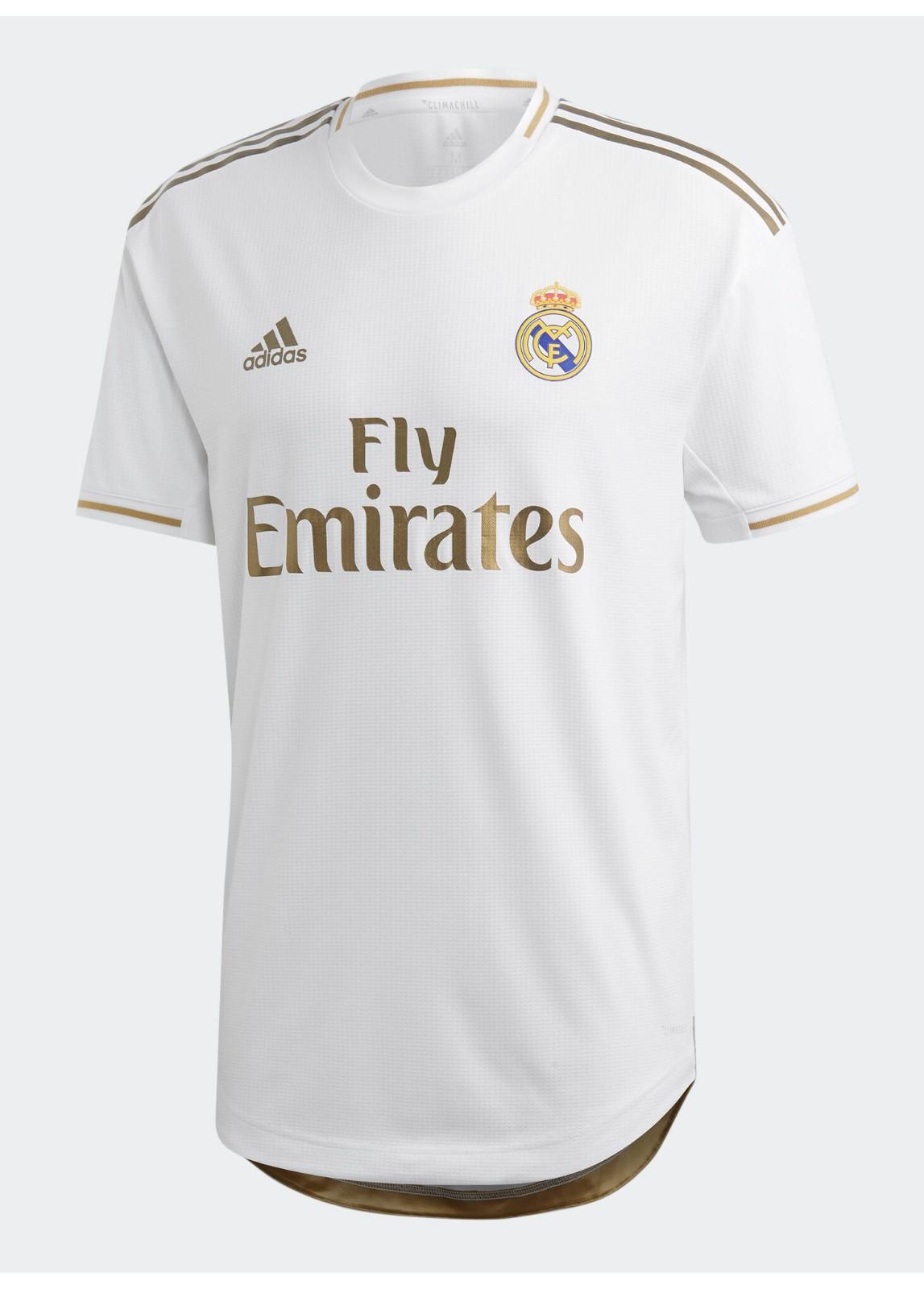Real Madrid 2019-20 Home Kit