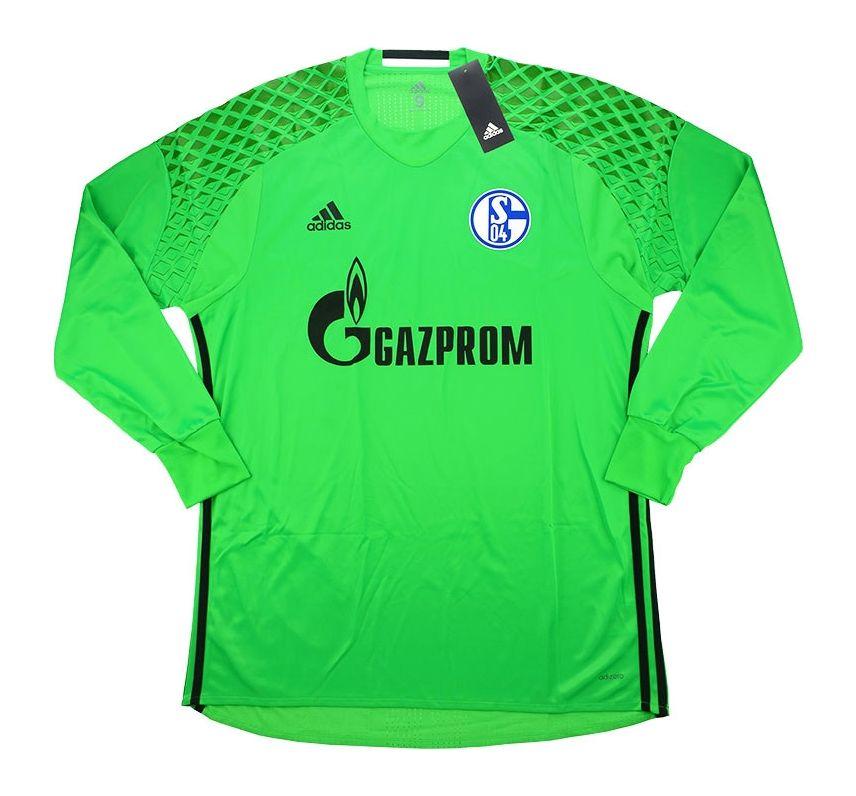 Schalke 04 2016-17 GK Home Kit