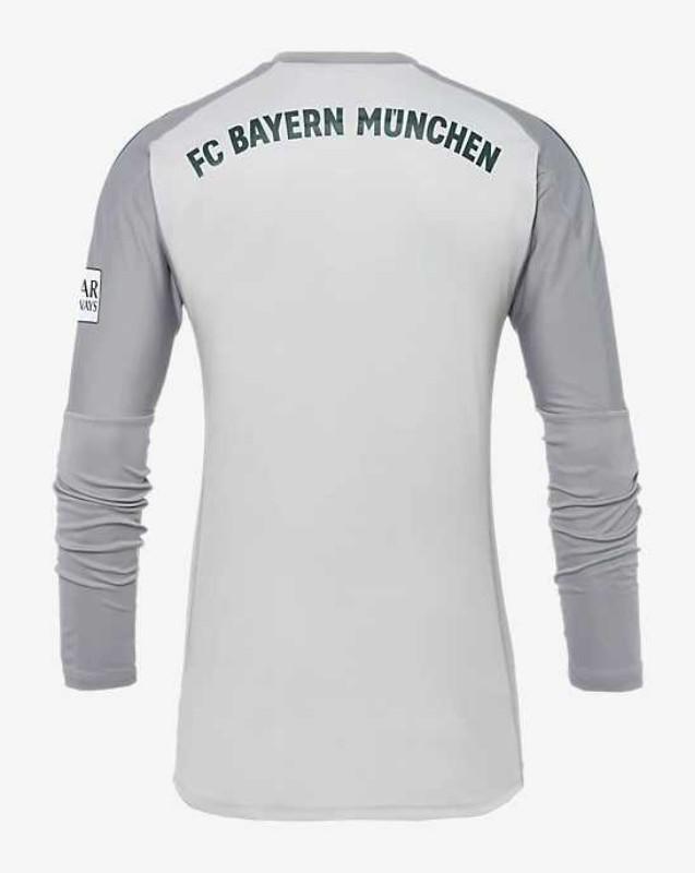 Bayern Munchen 2018 19 Gk Home Kit