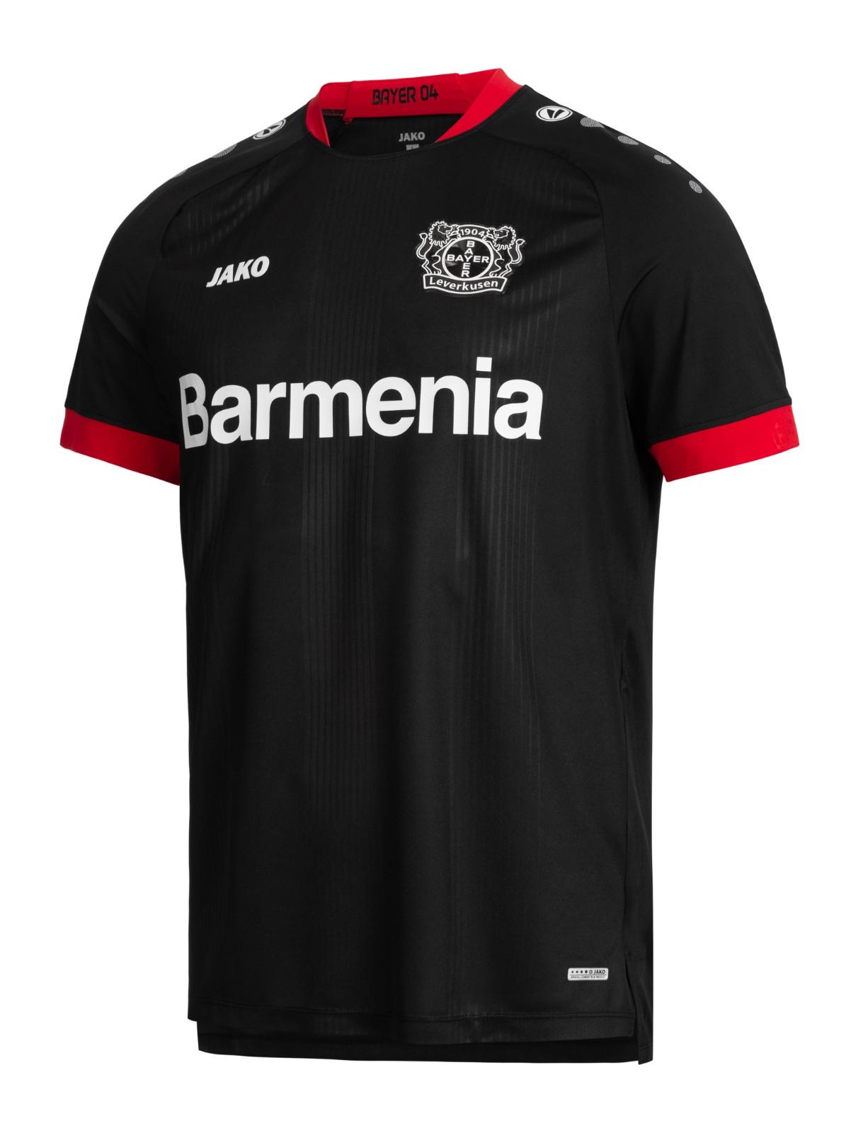 Prima Maglia Bayer 04 Leverkusen 2020-21