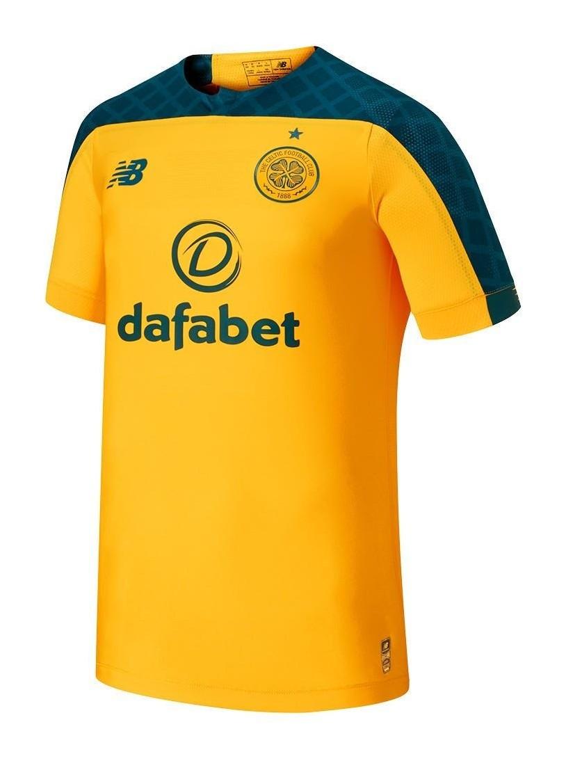 Celtic 2019-20 Away Kit