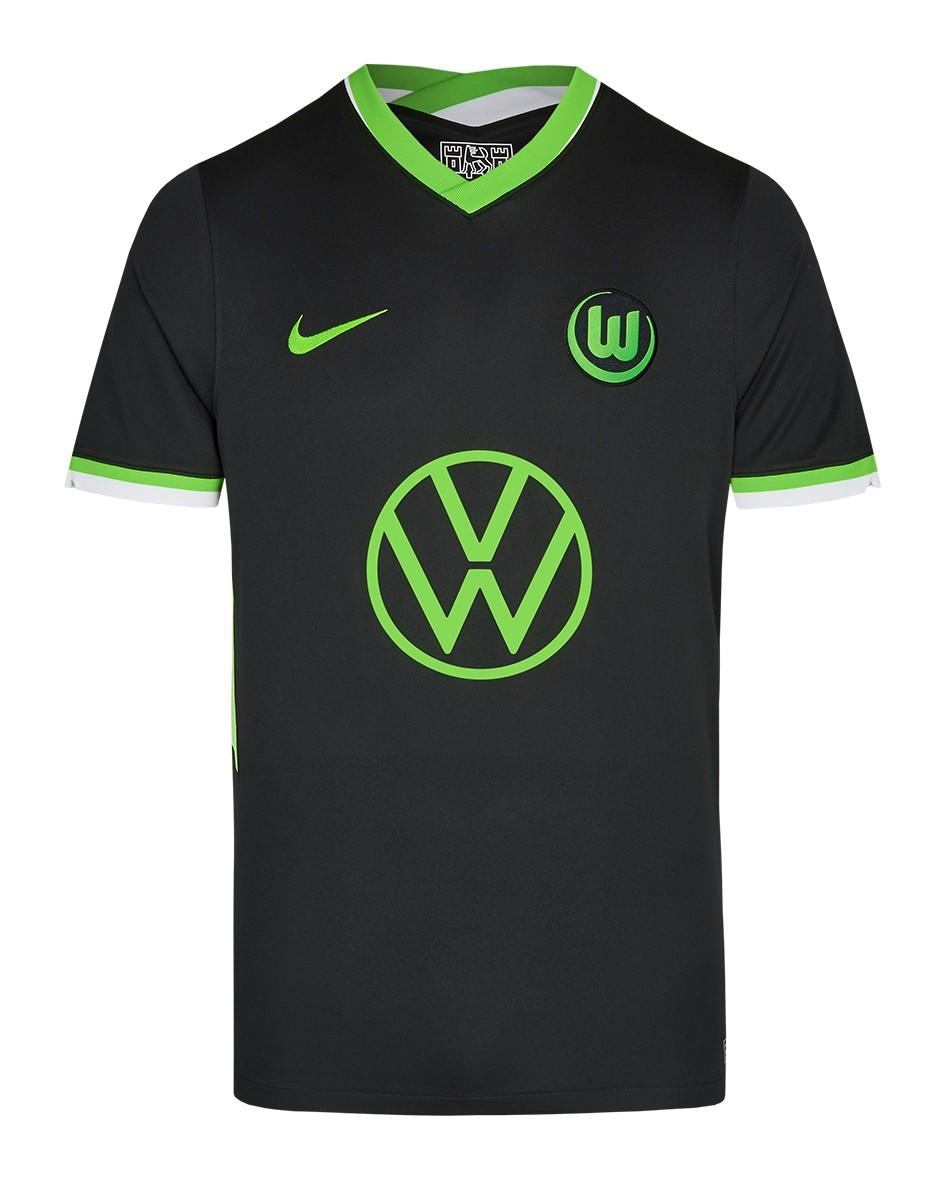 VfL Wolfsburg 2020-21 Away Kit