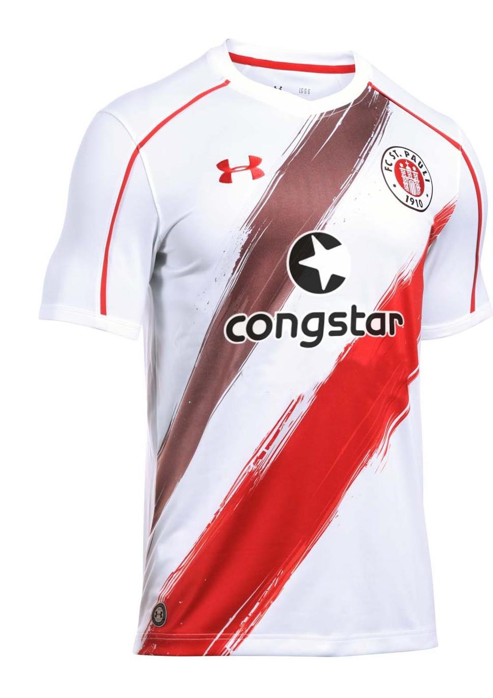 St Pauli 2016 17 Away Kit
