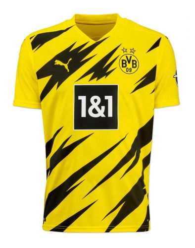 Borussia Dortmund 20-21 Home Kit Released - Footy Headlines